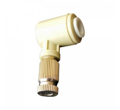 Misting End Elbow & Nozzle Pack of 25